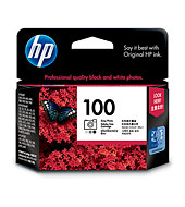 HP 100 Gray Photo Original Ink Cartridge