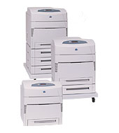HP Color LaserJet 5550 Printer series - Products for business