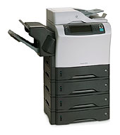 HP LaserJet 4345mfp - HP LaserJet MFP and All-in-One Products