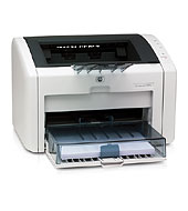 HP LaserJet 1022n Printer - HP LaserJet Printers