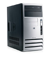 HP Compaq dc5100 Microtower PC - Products for business