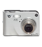 HP Photosmart R607 Digital Camera