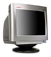 HP Pavilion v50 15 inch CRT Monitor