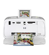 HP Photosmart 470 Printer series - Photo Printers