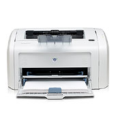 HP LaserJet 1018 Printer - Products for business