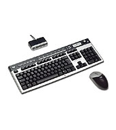 HP Wireless (EG614AA) USB Keyboard and Mouse Kit