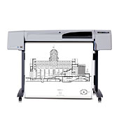 HP Designjet 500 Plus 42-in Roll Printer
