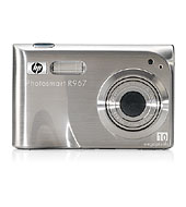 HP Photosmart R967 Digital Camera - Products for business