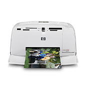 HP Photosmart A510 Printer series - Products for business
