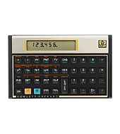 Calculadora financiera programable HP 12c