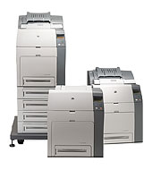 HP Color LaserJet 4700 Printer series - Products for business