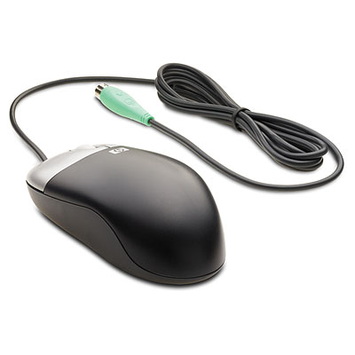 HP PS/2 2-Button Optical Scroll Mouse