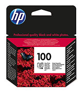 HP 100 Gray Photo Inkjet Print Cartridge