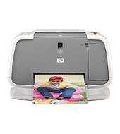HP Photosmart A310 Compact Photo Printer