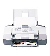 HP Officejet 4215v All-in-One Printer