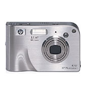 HP Photosmart R707 Digital Camera