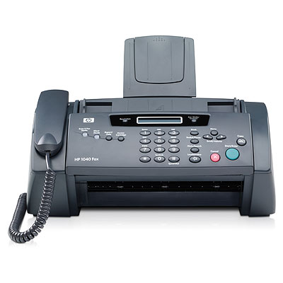 fax machine that uses cell phone