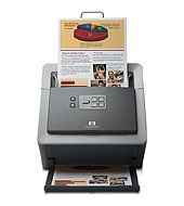 HP Scanjet N6010 Document Sheet-feed Scanner - Products for business