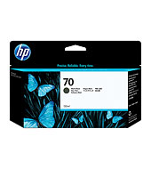 HP 70 130-ml Matte Black Ink Cartridge