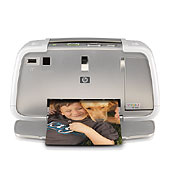HP Photosmart A430 Portable Photo Studio series - Products for business