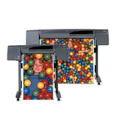 HP Designjet 800 Printer series - Products for business