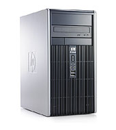 HP Compaq dc5800 Microtower PC - Products for business