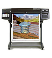 HP Designjet 1000 Printer series - Products for business