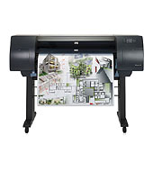 HP Designjet 4000 Printer series - Products for business