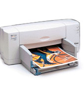 HP Deskjet 720c Printer