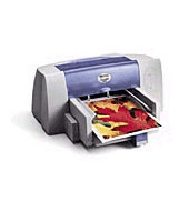 HP Deskjet 640c Printer