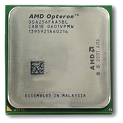 HP DL385 G7 AMD Opteron 6282SE (2.60GHz/16-core/16MB/140W) Processor Kit