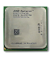 HP BL465c G7 AMD Opteron 6132HE (2.2GHz/8-core/12MB/85W) Processor Kit
