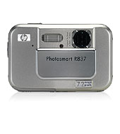 HP Photosmart R837 Digital Camera series - Products for business