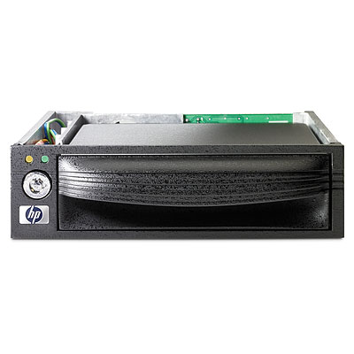 HP Removable Hard Drive (Frame and Carrier) Enclosure