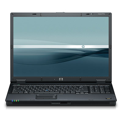 HP Compaq 8710p Notebook PC - Business Notebook (Laptop) and Tablet PC