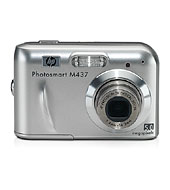 HP Photosmart M437 Digital Camera series - Products for business