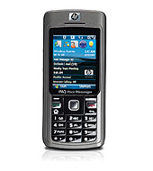 HP iPAQ 510 Voice Messenger series - Handheld PCs