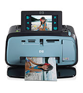 HP Photosmart A620 Printer series - Products for business