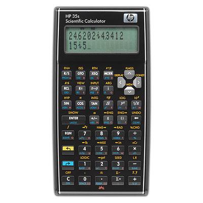 HP 35s Scientific Calculator - Calculators