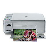 HP Photosmart C4380 All-in-One Printer