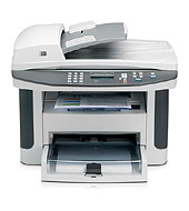 HP LaserJet M1522n Multifunction Printer - HP LaserJet MFP and All-in-One Products