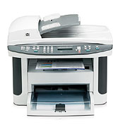 HP LaserJet M1522nf Multifunction Printer - HP LaserJet MFP and All-in-One Products