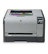 HP Color LaserJet CP1510 Printer series
