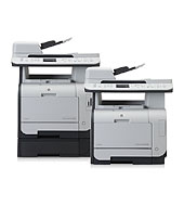 HP Color LaserJet CM2320 Multifunction Printer series - Products for business