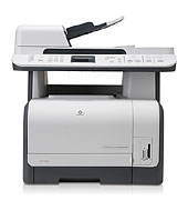 HP Color LaserJet CM1312 Multifunction Printer series - Products for business