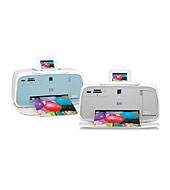HP Photosmart A530 Printer series - Products for business