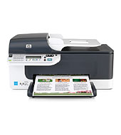 HP Officejet J4680 All-in-One Printer - HP Officejet All-in-One Products
