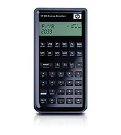HP 20b Business Consultant Financial Calculator - Products for business