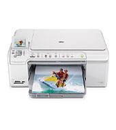 HP Photosmart C5540 All-in-One Printer