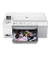 HP Photosmart C5390 All-in-One Printer
